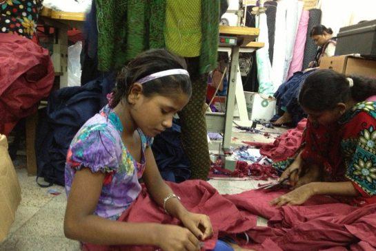 Child Labor Fast Fashion