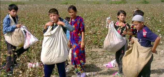 Child Labor - Fast Fashion