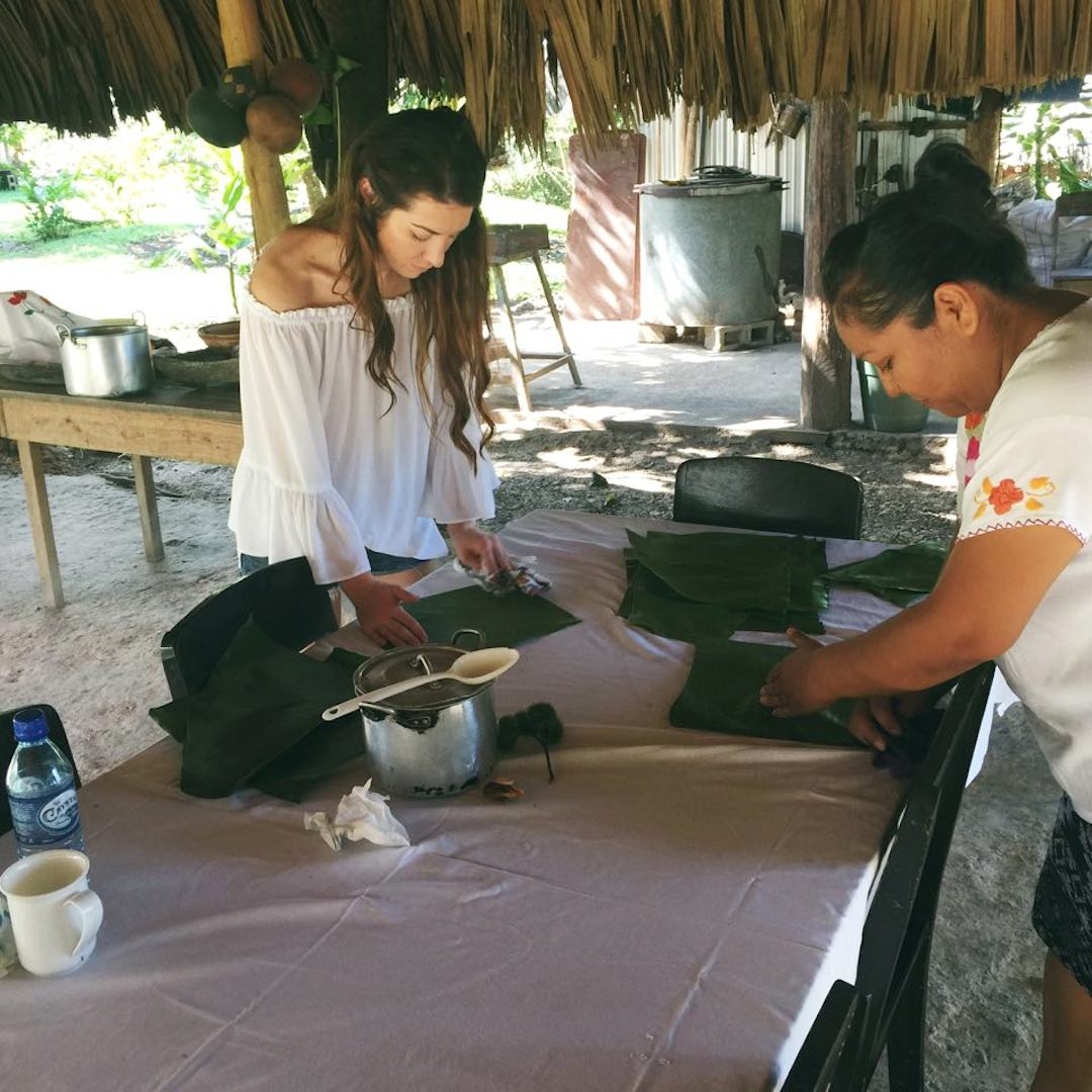 Going Local in Belize for Women's Education