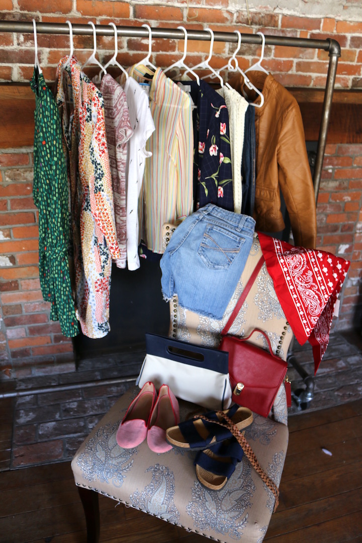 Thrift Shopping: It's not for me