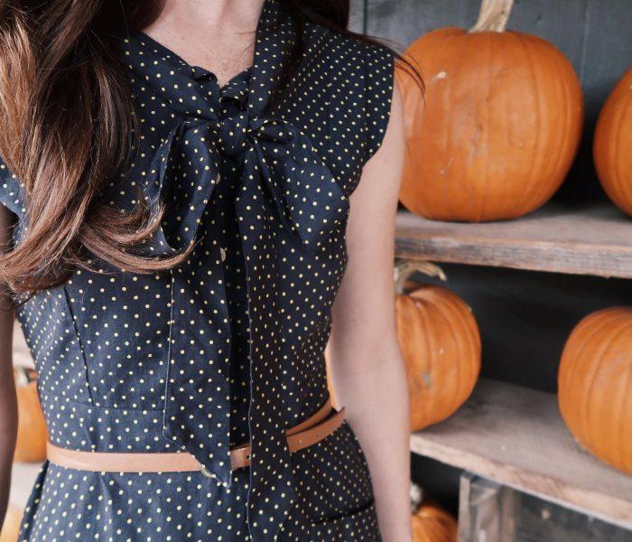 Mata Traders Perfect Fall Dress