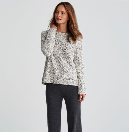 Sustainable Sweaters / World Threads Traveler / Eileen Fisher