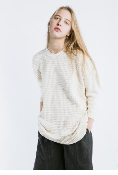 Sustainable Sweaters / World Threads Traveler / Nois / Vegan