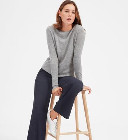 Sustainable Sweaters / World Threads Traveler / Everlane