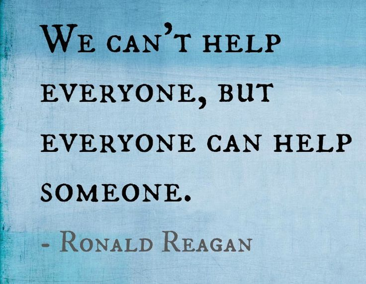 Monday Motivation, World Threads, World Threads Traveler, Cait Bagby, Caitlin Bagby, Quotes, Helping Others, Ronal Reagan