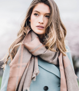 Ethical Gift Guide, World Threads, World Threads Traveler, Cait Bagby, Bloom and Give, Scarf, Handmade,