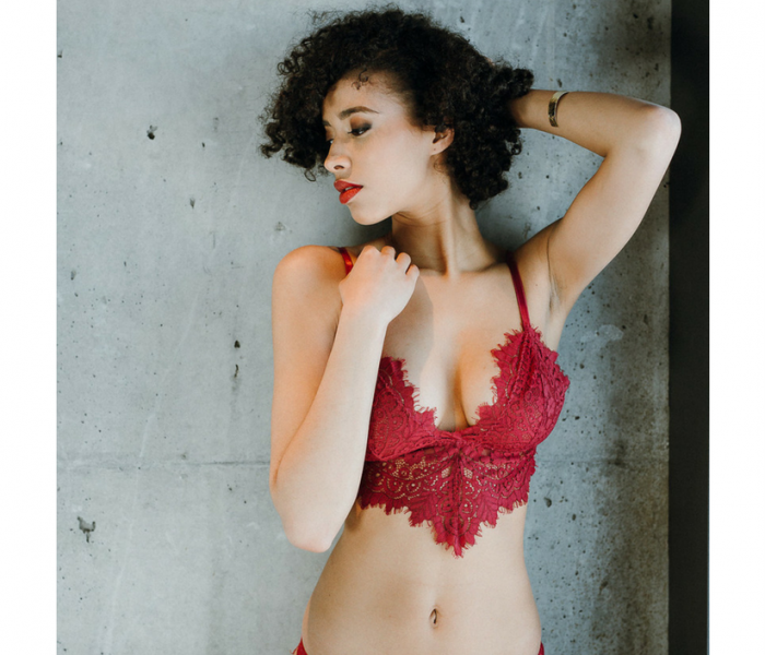 Valentine's Day Sustainable Lingerie, World Threads, World Threads Traveler