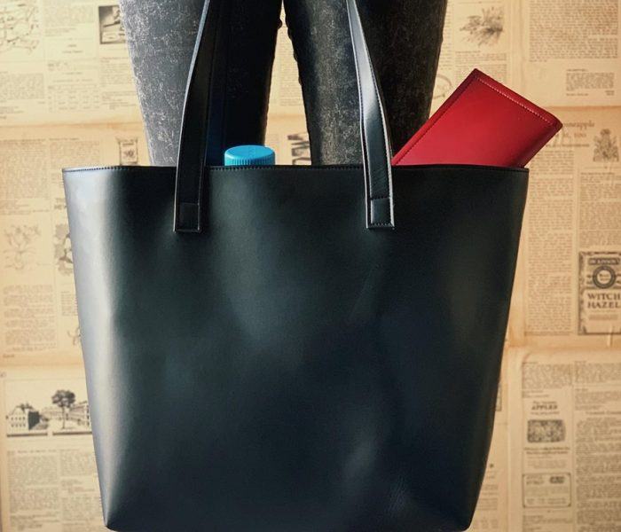 Recycled Plastic Bottles Make The Perfect Tote