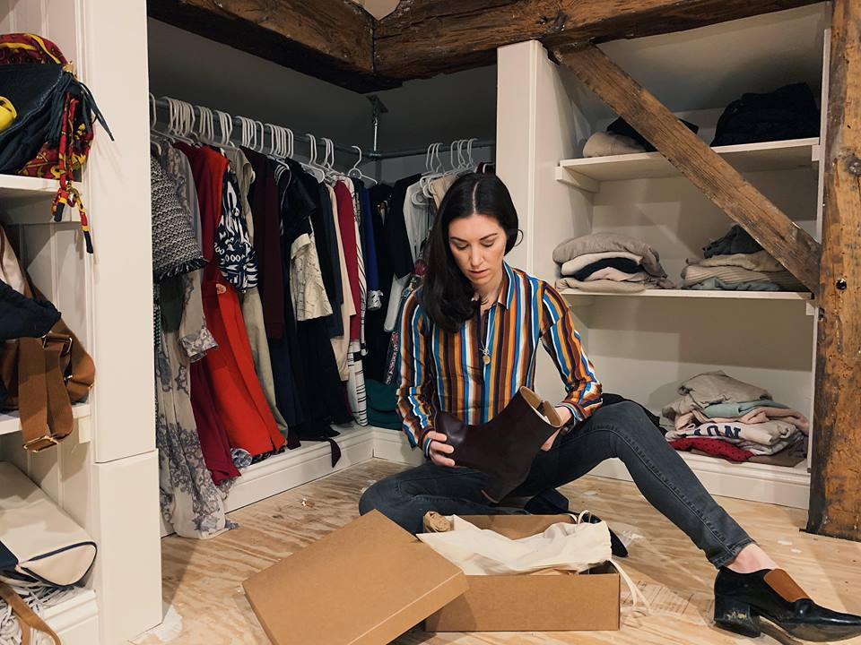What Does a Sustainable Closet Look Like? Inside the Closets of Eco Bloggers