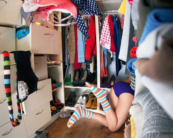 To Trash or Not To Trash: Closet Spring Cleaning
