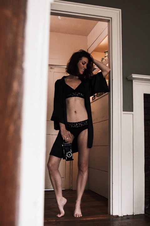 Valentine's Day Sustainable Lingerie