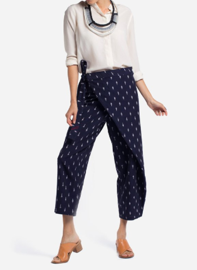 Pattern Pants for Spring / World Threads Traveler / Sustainable Fashion