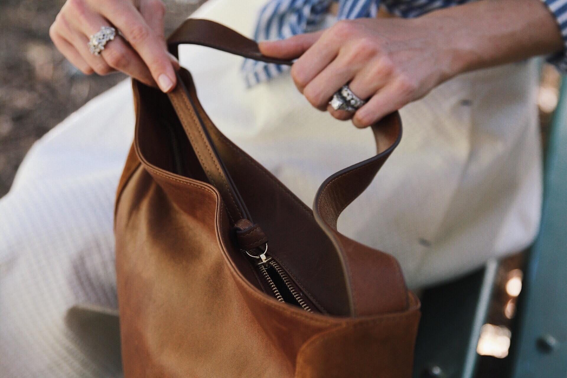 Responsible Leather - World Threads Traveler