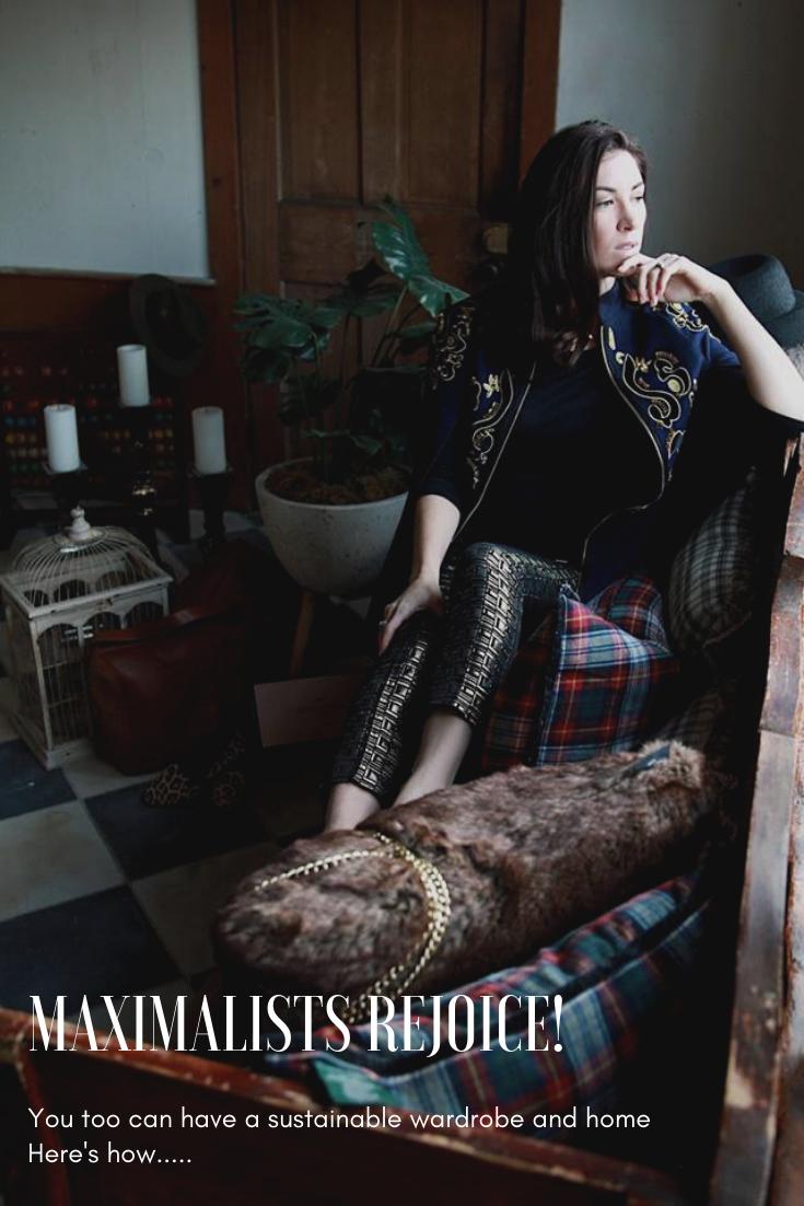 Cait Bagby, World Threads Traveler, World Threads, Sustainable Fashion, Sustainable Wardrobe, Maximalism